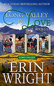 Love Lives in Long Valley: A Contemporary Western Romance Boxset (Books 5 - 8) by [Erin Wright]