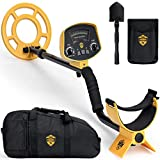 Best Metal Detectors - ToolGuards Metal Detector Easy to Use Carry Bag Review