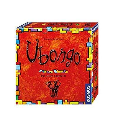 Kosmos Ubongo, Brettspiel-Klassiker