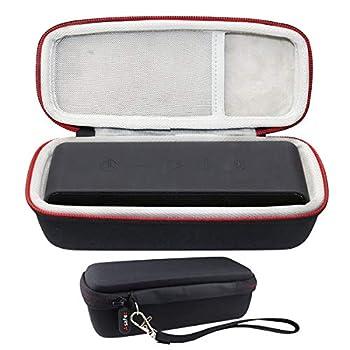 AsafeZ Travel Carrying Case Designed for Anker Soundcore Motion B Portable Bluetooth Speaker