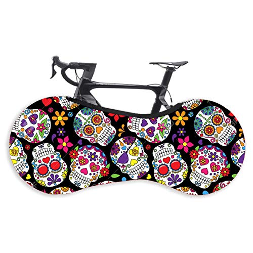 HUANGDANSEN Bicycle Covermtb Road Bike Protector Wheels Cover Dust Proof Indoor Protective Gear Scratch Proof Storage Bag