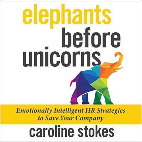 Elephants Before Unicorns audiobook cover art