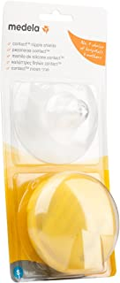 Medela Pezonera para lactancia con estuche, talla S (16 mm)