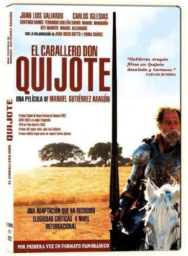 El caballero Don Quijote [DVD]