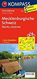 KOMPASS Fahrradkarte Mecklenburgische Schweiz - Müritz - Güstrow: Fahrradkarte. GPS-genau. 1:70000 (KOMPASS-Fahrradkarten Deutschland, Band 3021)