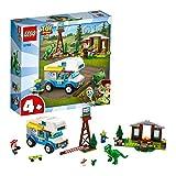 LEGO 4+ Toy Story 4: Vacaciones en Autocaravana, Juguete de Construcción para Recrear las Aventuras ...