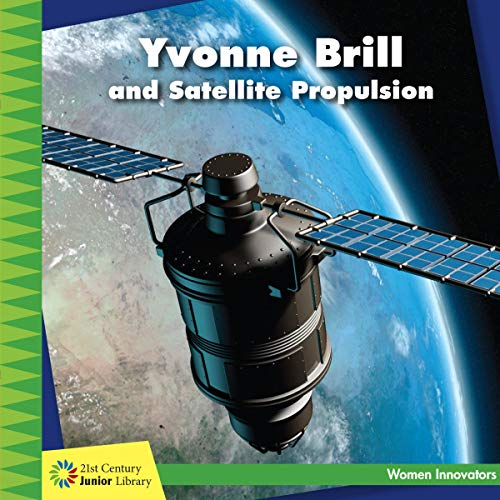 Yvonne Brill and Satellite Propulsion audiobook cover art