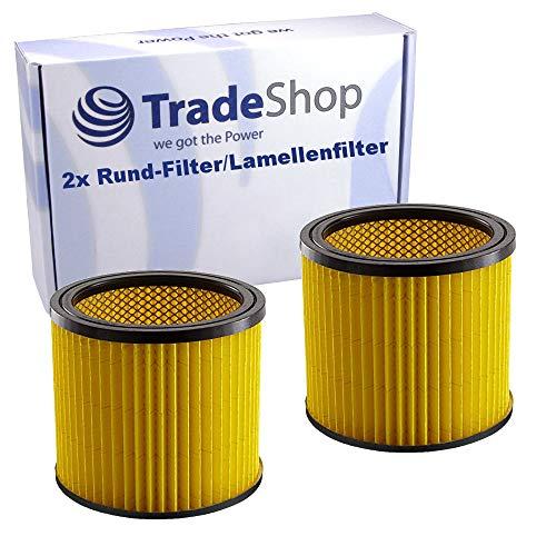 2 filtros redondos / láminas de repuesto 2351113 para...