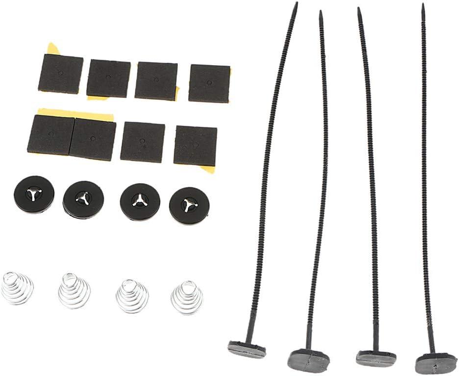 Gazechimp Electric Fan Recommendation Radiator Mounting Strap Max 78% OFF Kit T Tie Plastic