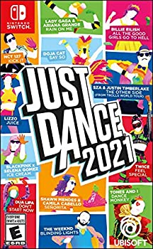 Just Dance 2021 - Nintendo Switch Standard Edition