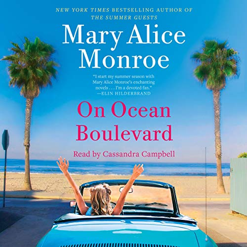 On Ocean Boulevard audiobook cover art