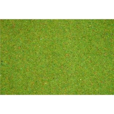 Noch 00011 - Grasmatte Blumenwiese, 200 x 100 cm
