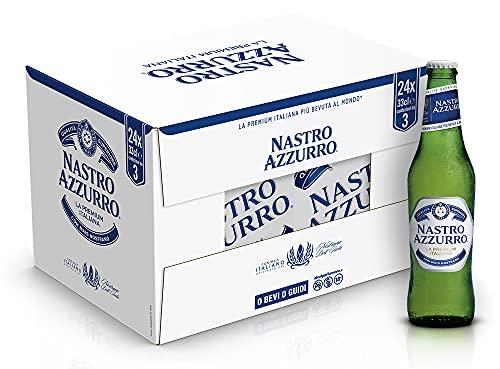 Nastro Azzurro - Cassa da 24 x 33 cl (7.92 litri)