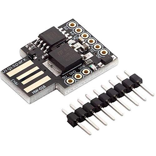 AZDelivery Digispark Rev. 3 Kick Starter Development Board con USB compatibile con Arduino incluso un E-Book!