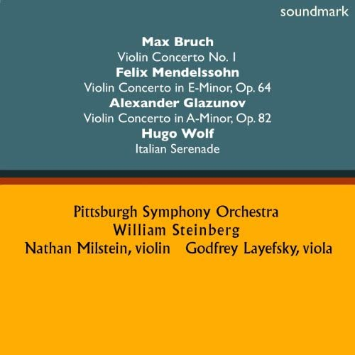 Pittsburgh Symphony Orchestra & William Steinberg