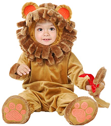 Charades Little Lion Toddler Costume,...