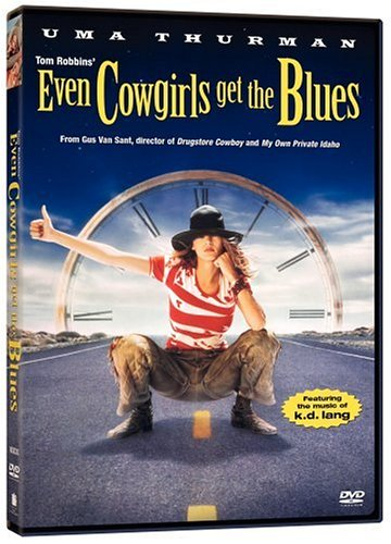 Even Cowgirls Get the Blues [Reino Unido] [DVD]