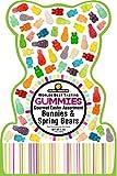 Happy Yummies Worlds Best Tasting Gourmet Gummies Easter Assortment Bunnies & Spring Bears Bag 1.5lb