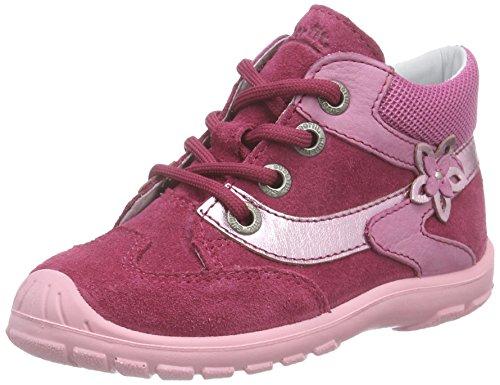 Superfit SOFTTIPPO 600327 Baby Mädchen Lauflernschuhe Sneaker, Violett (MASALA KOMBI 37), 19 EU