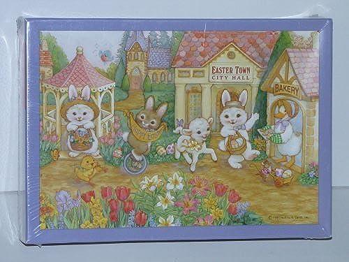 ganancia cero Springbok Easter Town 25 Piece Puzzle by Springbok Springbok Springbok by Hallmark  diseños exclusivos