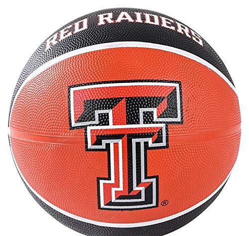 Best Prices! DollarItemDirect 9.5 inches Texas Tech Regulation Basketball, Case of 25
