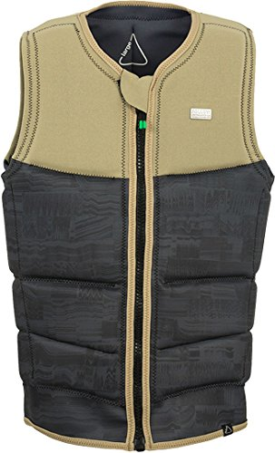 Follow Stow Cook Impact Wakeboard Vest 2019 - Black S