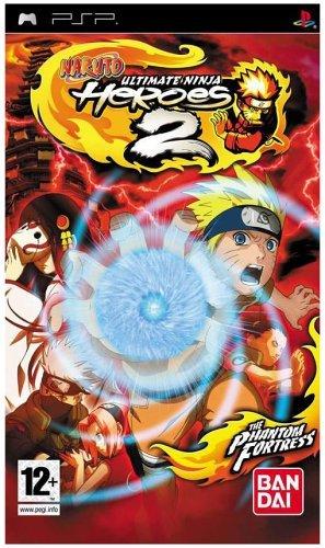 Naruto: Ultimate Ninja Heroes 2 (PSP) [Importación Inglesa]