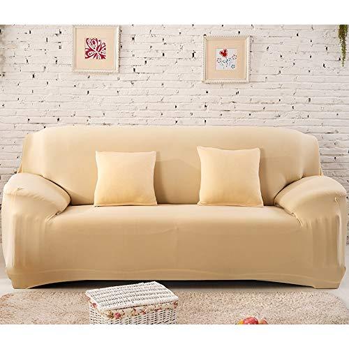 Funda de sofá con Estampado Floral Toalla de sofá Fundas de sofá para Sala de Estar Funda de sofá Funda de sofá Proteger Muebles A16 4 plazas