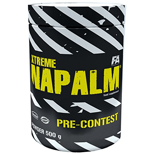 FA Xtreme Napalm PreContest orange 500g