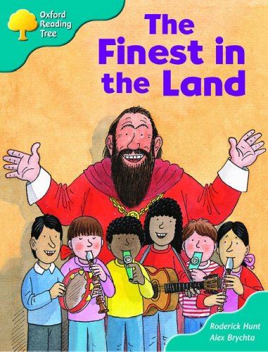 Oxford Reading Tree: Stage 9: More Storybooks (magic Key): the Finest in the Landの詳細を見る