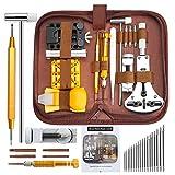 Kit de reparación de relojes Back Case Holder herramienta de extracción relojero kit de barra de resorte Pin herramienta Set 149 piezas nuevo
