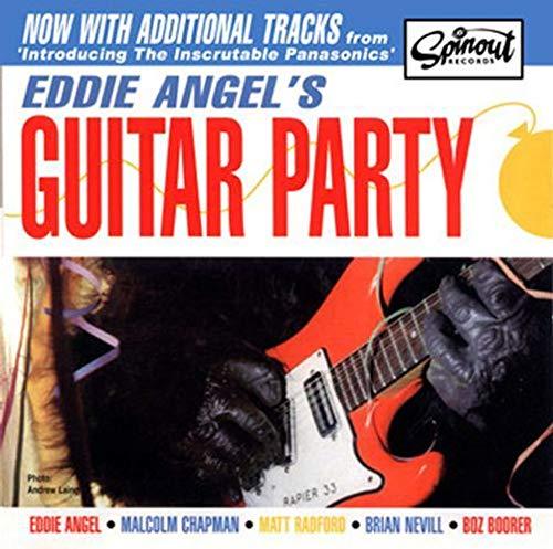 Eddie Angel's Guitar Party with Panasonics