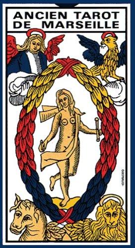 Grimaud - Antiguo tarot de Marsella