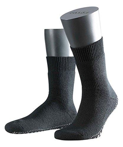 FALKE 3 Paar Socken 16500 Homepads SO Legere Homesock, Socken und Strümpfe:39-42, Farbe:Black