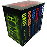Gone Series 6 Books Collection Box Set by Michael Grant (Gone, Hunger, Lies, Plague, Fear & Light)