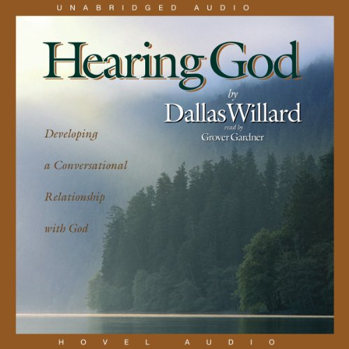 Hearing God cover art
