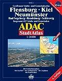 ADAC Stadtatlas Flensburg, Kiel, Neumünster