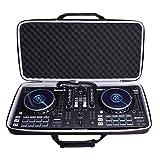LTGEM - Funda rígida para controlador de DJ Numark Mixtrack Platinum FX - Bolsa protectora de viaje