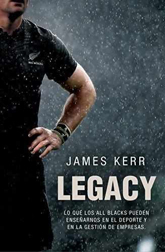 Legacy: 15 lecciones sobre liderazgo (Córner)