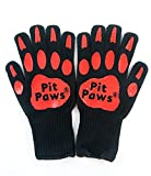Guantes para Barbacoa Pit Paws de Charcoal Companion (Set de 2)