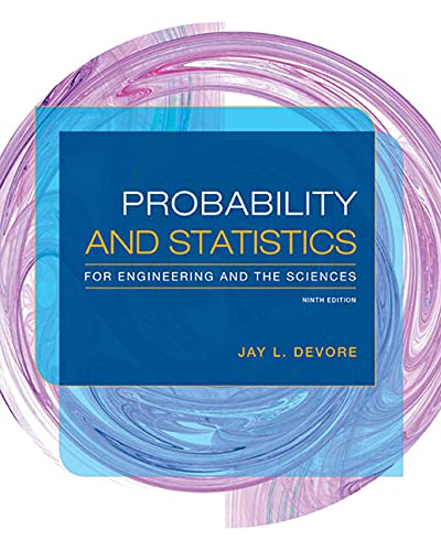 Compare Textbook Prices for Student Solutions Manual for Devore's Probability and Statistics for Engineering and the Sciences, 9th 9 Edition ISBN 9781305260597 by Devore, Jay L.