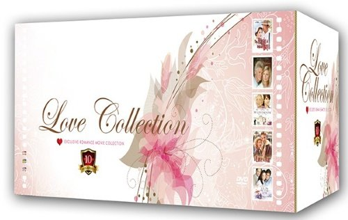 Love Collection - 10-DVD Box Set ( Fallen Angel / Back When We Were Grownups / The Magic of Ordinary Days / The Lost Valentine / In Love and War / Once i [ NON-USA FORMAT, PAL, Reg.0 Import - Sweden ]