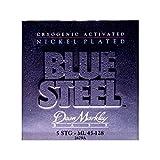 【1セット】Dean Markley ディーンマークレー 2679A [45-128] Blue Steel 5弦ベース弦