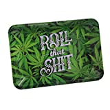 Acclaim Rolling Tray (Roll That Shit) 7 x 5in