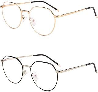 Blue Light Blocking Glasses For Ps5,2 Pack Anti-vermoeide Ogen Bescherming Ogen Gaming Tv-telefoons Bril, Combination 2
