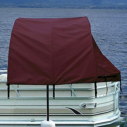 Taylor Made Products 12006OY Bow Enclosure, Cover, Pontoon Boat Shade & Privacy