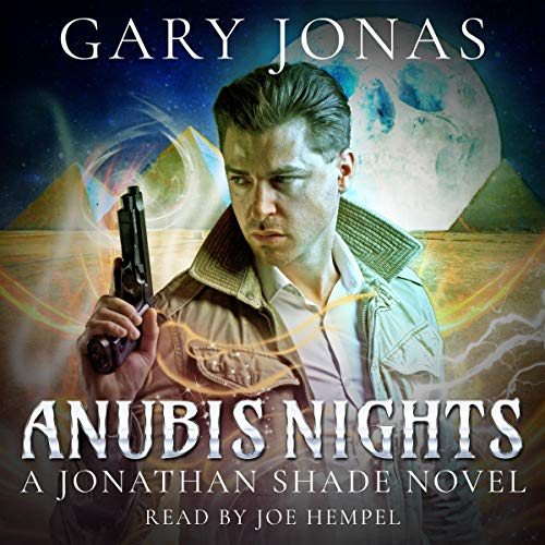 Anubis Nights  By  cover art
