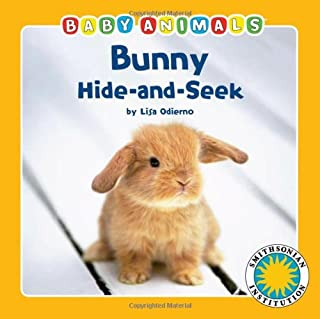 Bunny Hide-and-Seek - a Smithsonian Baby Animals Book
