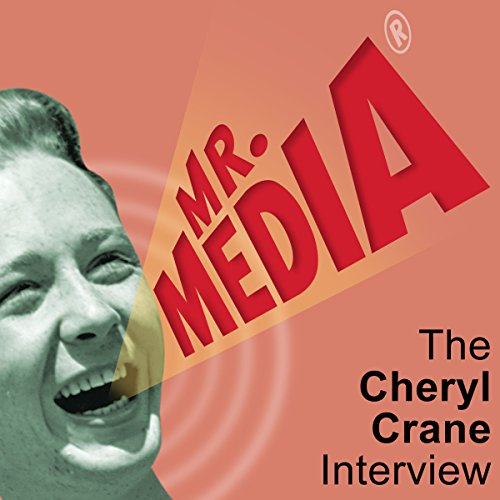 The Cheryl Crane Interview audiobook cover art
