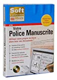 Votre police manuscrite